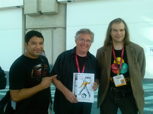 We Meet Scott McCloud