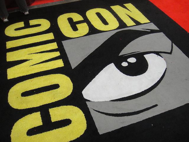 Comic-Con San Diego 2014 Logo